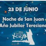 Noche de San Juan Alba de Tormes 2018