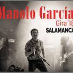Concierto Manolo Garcia Salamanca 2018