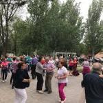 Programa Municipal bailes de barrio Salamanca 2018