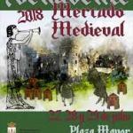Programa Mercado Medieval Benavente Julio 2018