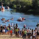 Fiestas del pueblo de Huerta Agosto 2018