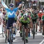 Cortes de tráfico vuelta ciclista Salamanca 2018