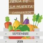 Programa Feria de la Huerta Cabrerizos 2018