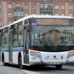 Autobús gratis en Salamanca septiembre 2018