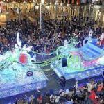 Recorrido y horario Papa Noel Valladolid 2018