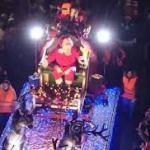 Horario y recorrido cabalgata Papá Noel Palencia 2018