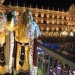 Tiempo durante la Cabalgata Reyes Salamanca 2019
