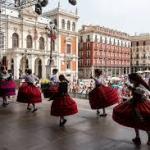 Festejos en la plaza Valladolid fiestas San Pedro Regalado 2019