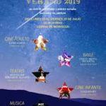 Noches de verano Castellanos de Moriscos julio 2019