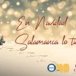 Nueva campaña de Navidad Comercio de Salamanca 2019/20