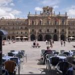 Así quedan las calles peatonales en Salamanca desde Diciembre 2020
