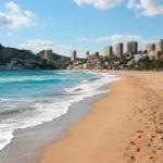 Horario y condiciones bañarse playas de Benidorm 2020