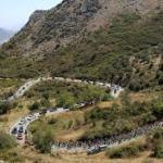 Recorrido en Salamanca capital Vuelta Ciclista a España 2020