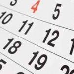 Dos dias festivos de Castilla y León que pasan a lunes 2022