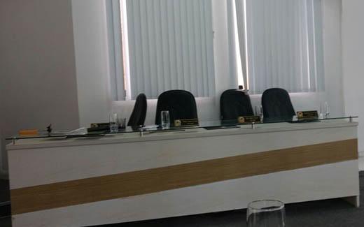 Vereadores de oposição abandonaram sessão após divergências | Foto: Notícias de Santaluz