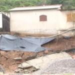 Chuva forte atinge São Pedro da Aldeia