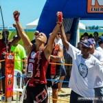 ESPORTE – Boxe de Praia movimenta manhã de Domingo de Páscoa no Fest Verão em São Pedro da Aldeia