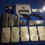 AÇÕES POLICIAIS – PM apreende armas e 9 Kg de drogas em operação em Cabo Frio