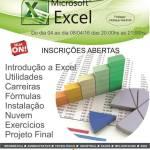 ONBYTE SÃO PEDRO DA ALDEIA – Matrículas abertas para a Oficina de Microsoft Excel