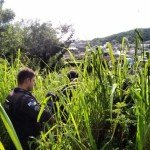 AÇÕES POLICIAIS – PM ocupa Jacaré, em Cabo Frio e acha esconderijo do tráfico no morro