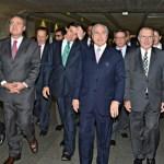 POLÍTICA – Convenção deve marcar início de desembarque do PMDB do governo