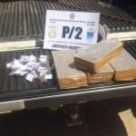 AÇÕES POLICIAIS – Homem é preso com 4 kg de maconha em Cabo Frio