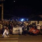 OCUPAÇÃO DAS ESCOLAS  – Escola Estadual Edmundo Silva é ocupada por alunos em Araruama