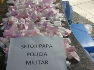 Material foi apreendido em Rio das Ostras