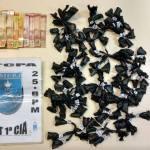 AÇÕES POLICIAIS – homem é preso com drogas na Comunidade do Jacaré, Cabo Frio