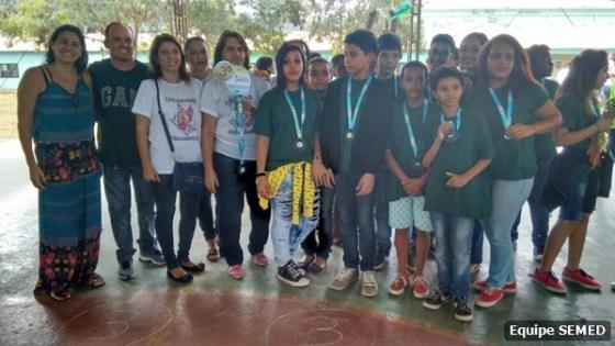 1ª Olimpíada Municipal de Matemática 3