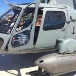 SÃO PEDRO DA ALDEIA – Aeronave da Marinha pousará em praça de São Pedro da Aldeia neste sábado