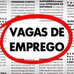 VAGA EMPREGO - VENDEDOR BALCÃO EM SÃO PEDRO DA ALDEIA