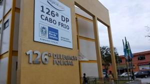 Delegacia de Cabo Frio 126 DP