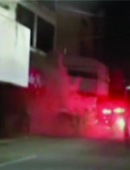Incêndio em Cabo Frio