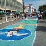 Corpus Christi – Ruas de Cabo Frio serão fechadas para confecção de tapetes de sal