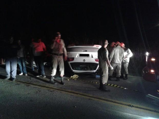 ACIDENTE - Homem morre em acidente entre dois veículos em Cabo Frio