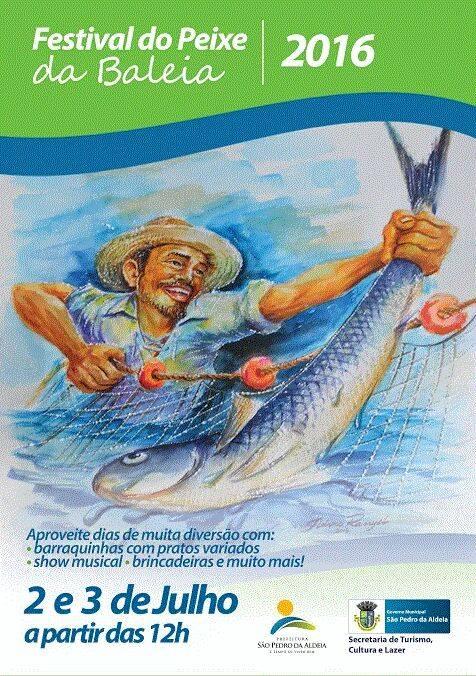 Festival de Peixes da Baleia