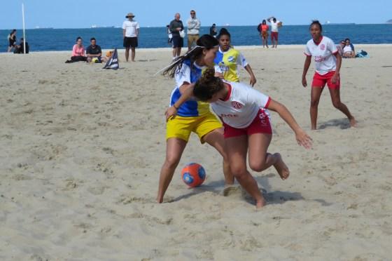 1ª Copa Mulheres da Areia 2016