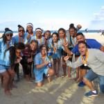 ESPORTE – Seleção Feminina de Beach Soccer de São Pedro da Aldeia conquista o terceiro lugar na 1ª Copa Mulheres da Areia 2016, em Copacabana