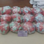 AÇÕES POLICIAIS – Mulher é presa com 25 kg de droga em transporte irregular na RJ-106