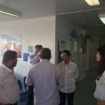 SÃO PEDRO DA ALDEIA – Prefeito Cláudio Chumbinho visita UPA Pediátrica em São Pedro da Aldeia