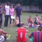 ESPORTE – Seleção de São Pedro Sub 17 treina e segue na preparação do Campeonato Regional Sub-17 realizado pela FFERJ