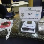 AÇÕES POLICIAIS – Polícia apreende 2kg de maconha e prende dois suspeitos em Cabo Frio