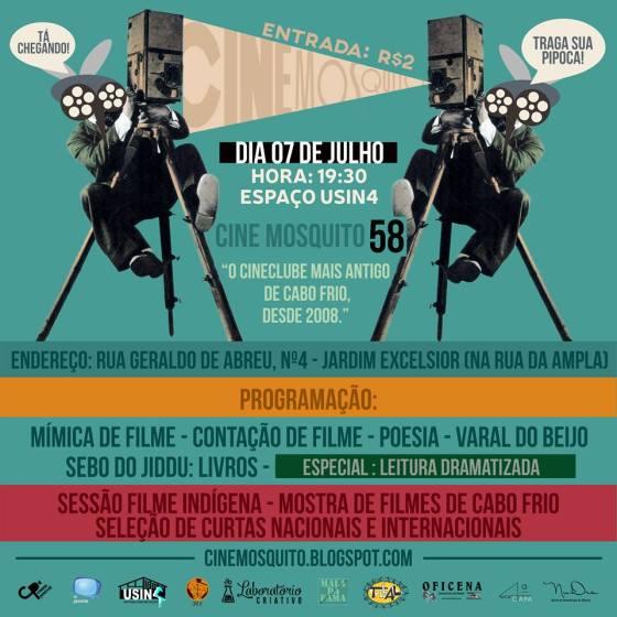 Cine Mosquito Cabo Frio