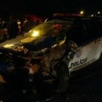 ACIDENTE – Idoso morre em colisão entre viatura da PM e quadriciclo em Cabo Frio