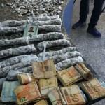 AÇÕES POLICIAIS – Carga de droga é achada em Cabo Frio na Operação Constantino II