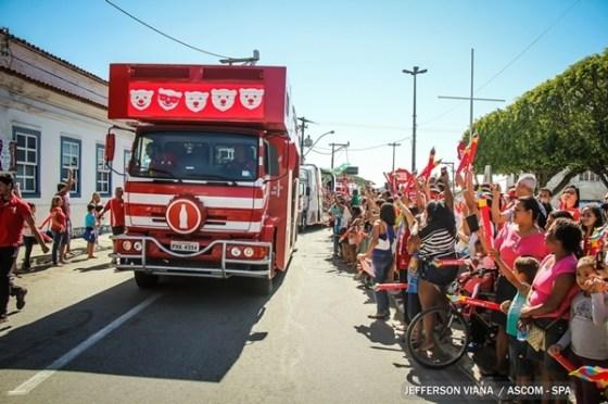 Passagem da Tocha Olímpica por São Pedro da Aldeia9
