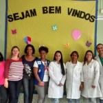 SÃO PEDRO DA ALDEIA – Programa Saúde na Escola tem atividade em creche em São Pedro da Aldeia