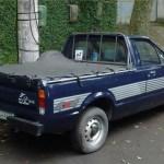 DENUNCIE LIGUE 190 – Ford Pampa é roubada em São Pedro da Aldeia