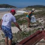 CABO FRIO – Praia do Peró, em Cabo Frio, vai receber mutirão de limpeza no sábado